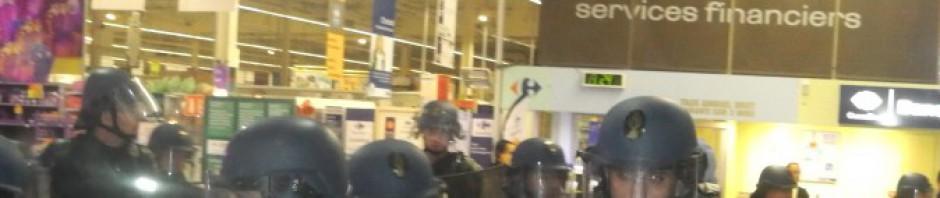 Carrefour, prends ZAD dans ta gueule ! | Carrefour de la haine
